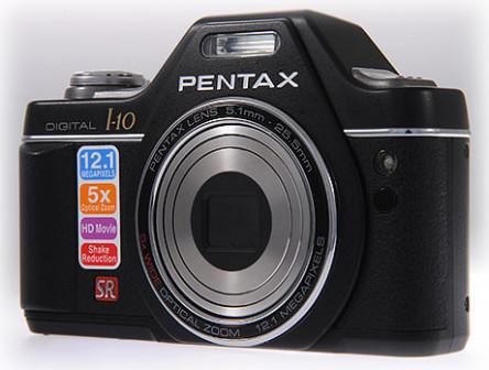 Ремонт фотоаппаратов Pentax Optio I 10
