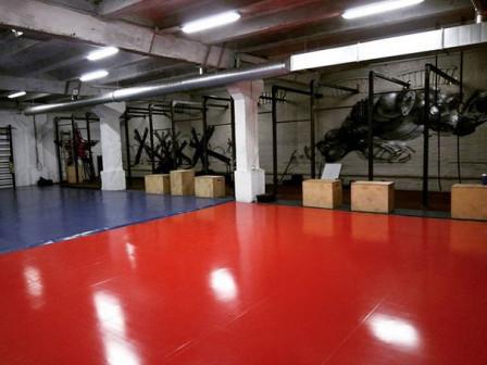 Свободные самостоятельнае тренировки в спортивном зале
