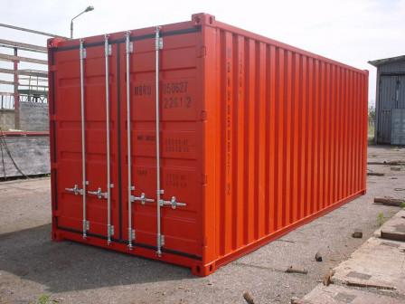 Аренда контейнера 40 фут