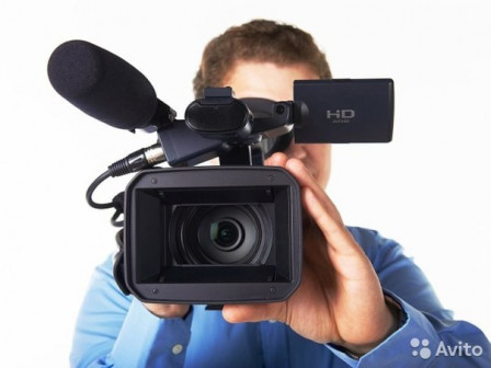 Многокамерная Full HD видеосъемка