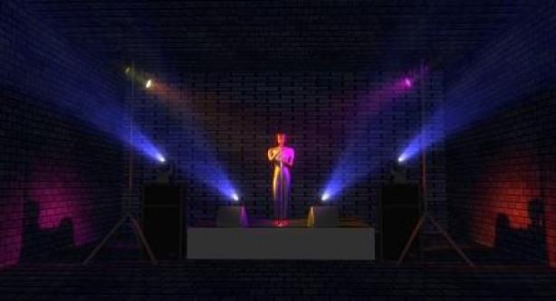 Комплект света бюджетный №1