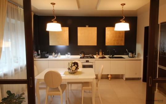 Дизайн интерьера квартиры.