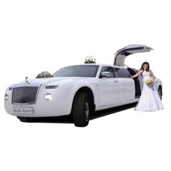 Аренда Лимузина Крайслер 300с Rolls-Royce Style
