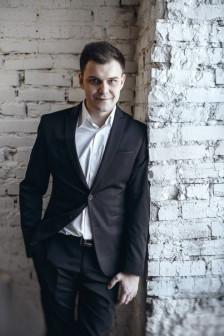 Ведущий свадебной программы Александр Батраков