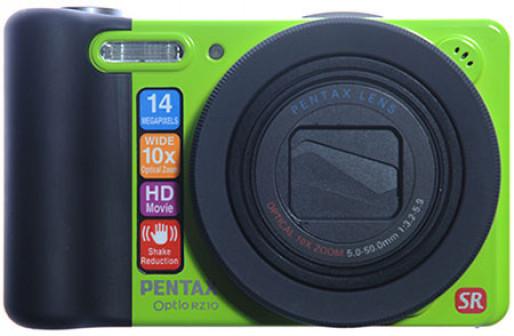Ремонт фотоаппаратов Pentax OPTIO RZ10