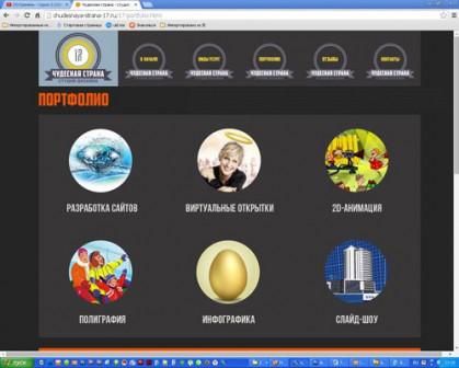 Разработка сайтов: многостраничный сайт под ключ.