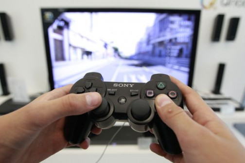 PlayStation3 на большом экране!