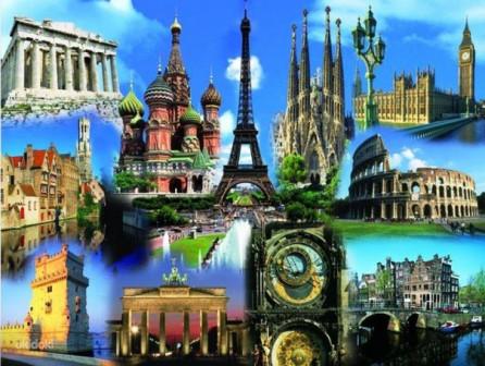 туры по всему миру