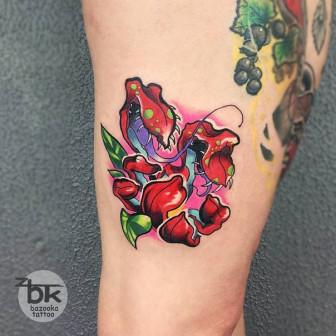 Кастомные татуировки