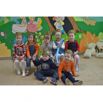 Группа кратковременного пребывания для детей от 1,5 до 3 лет: