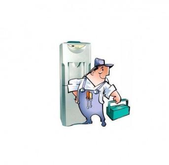 Ремонт кулера для воды.