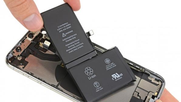 Замена аккумулятора на iPhone