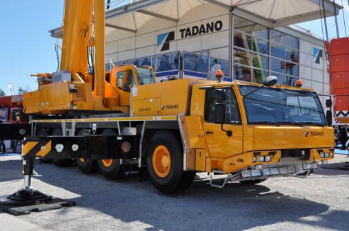Аренда автокрана 180 тонн TADANO