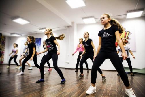 Обучение танцам в Новороссийске - Студия Танцев Кокетка!