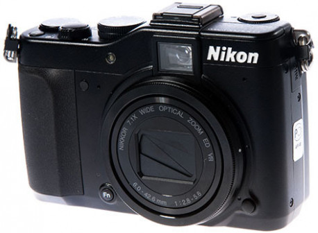 Ремонт фотоаппаратов Nikon P7000
