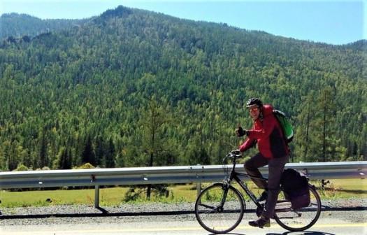 Велотуро. Путешествие по Горному Алтаю на велосипеде. В тур все включено!