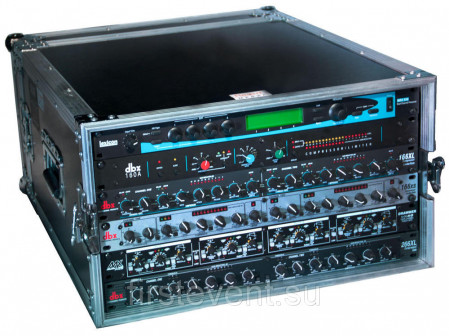 Приборы аналоговой обработк звука DBX, TC Electronic, Lexicon, Behringer