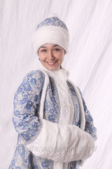 Прокат костюма «Снегурочка»