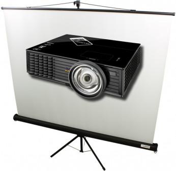 Аренда короткофокусного проектора с экраном