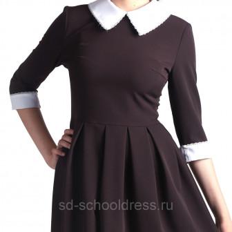 Уменьшить ширину талии в платье
