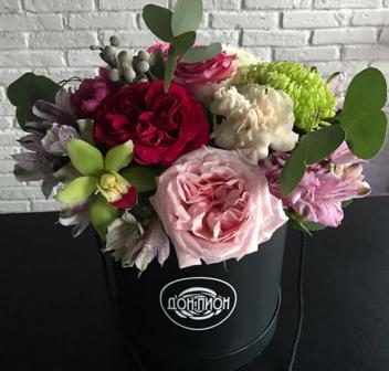 Цветочный салон Дон Пион
