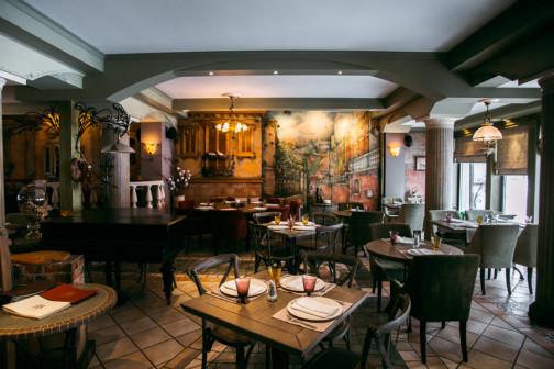 Наполи, ресторан итальянской кухни