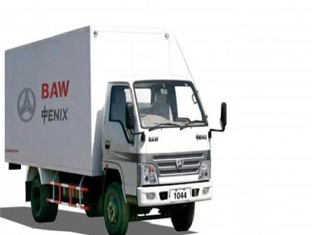 BAW феникс, грузовой автосервис