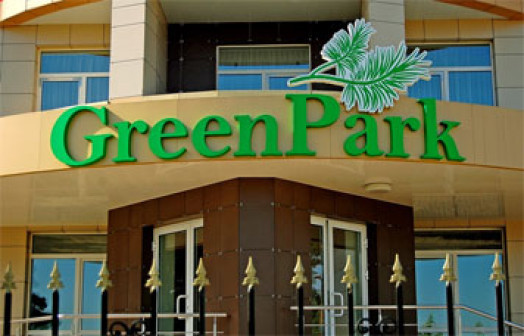 Green Park Kaluga Hotel, гостинично-ресторанный комплекс
