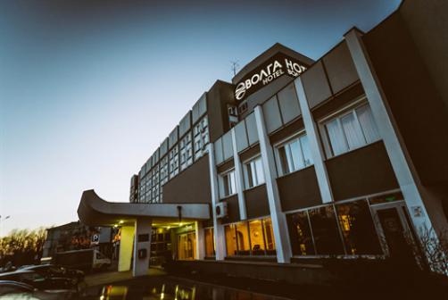 Волга, гостиница