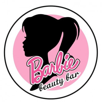 Barbie beauty bar