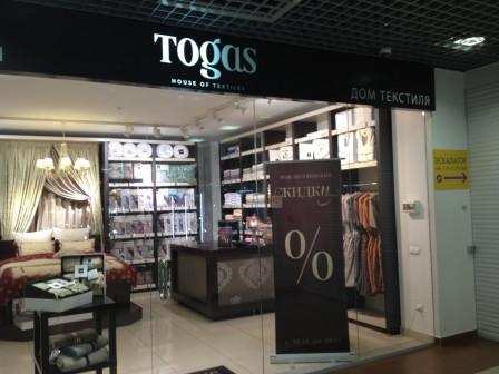 Togas, магазин текстиля