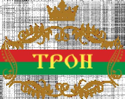 Трон, салон мебели из Беларуси