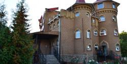 Замок, кафе-ресторан