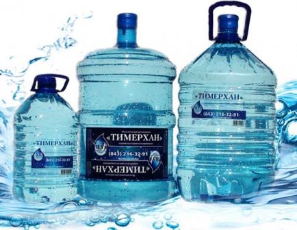 Тимерхан, компания по производству питьевой и деионизированной воды