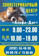 Альфа-Дог, ветеринарная клиника