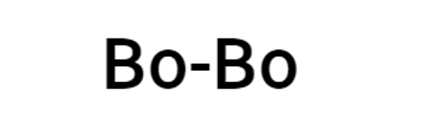 Bo-Bo