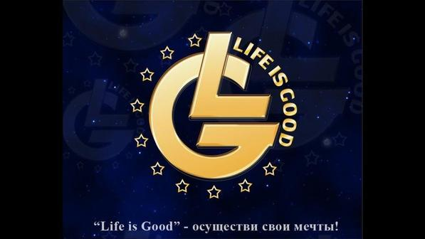 """""""Live is good"""""""