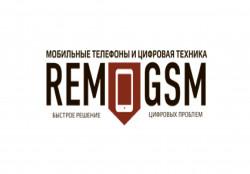 """REMGSM, Цифровой """"ПЕРЕХОД"""" Техники"""