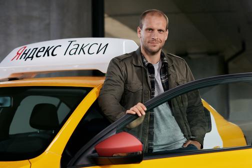 Яндекс такси партнер