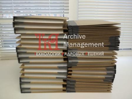 ТКР Archive Management