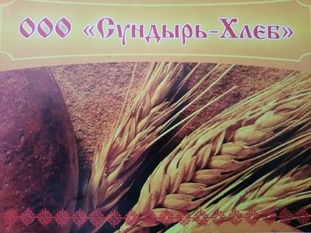 """ООО""""Сундырь-Хлеб"""""""