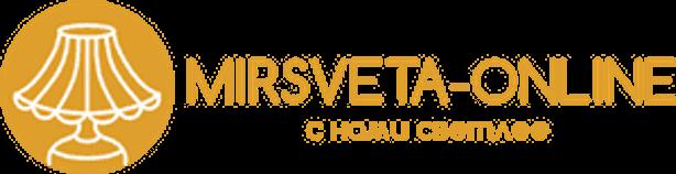 MIRSVETA-ONLINE, гипермаркет светильников