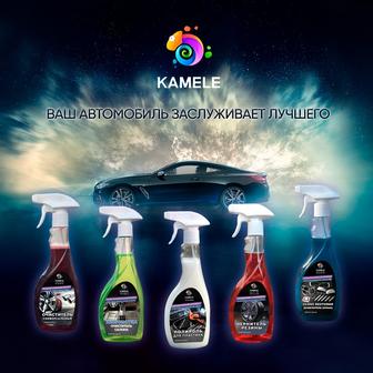 Средства для мойки автомобилей KAMELE