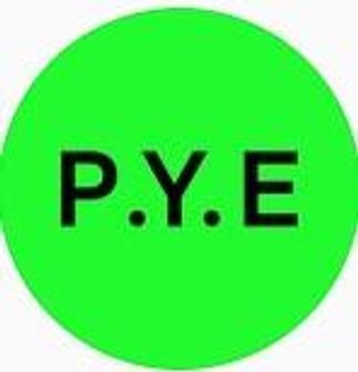 P. Y. E