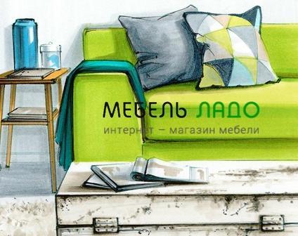 Мебель Ладо, интернет-магазин мебели