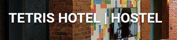 Тетрис, отель и хостел
