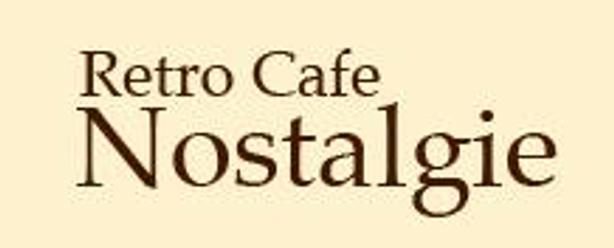 "Retro Cafe ""Nostalgie"""