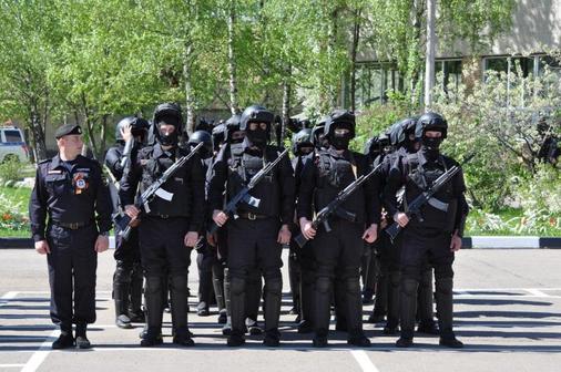 2 специальный полк полиции