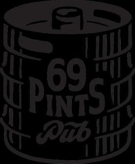 69 pints