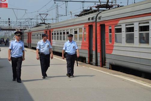 Чувашский линейный отдел МВД России на транспорте